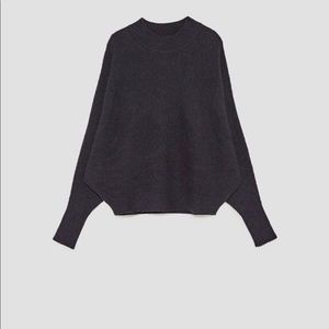 Zara Batwing Sleeve Sweater